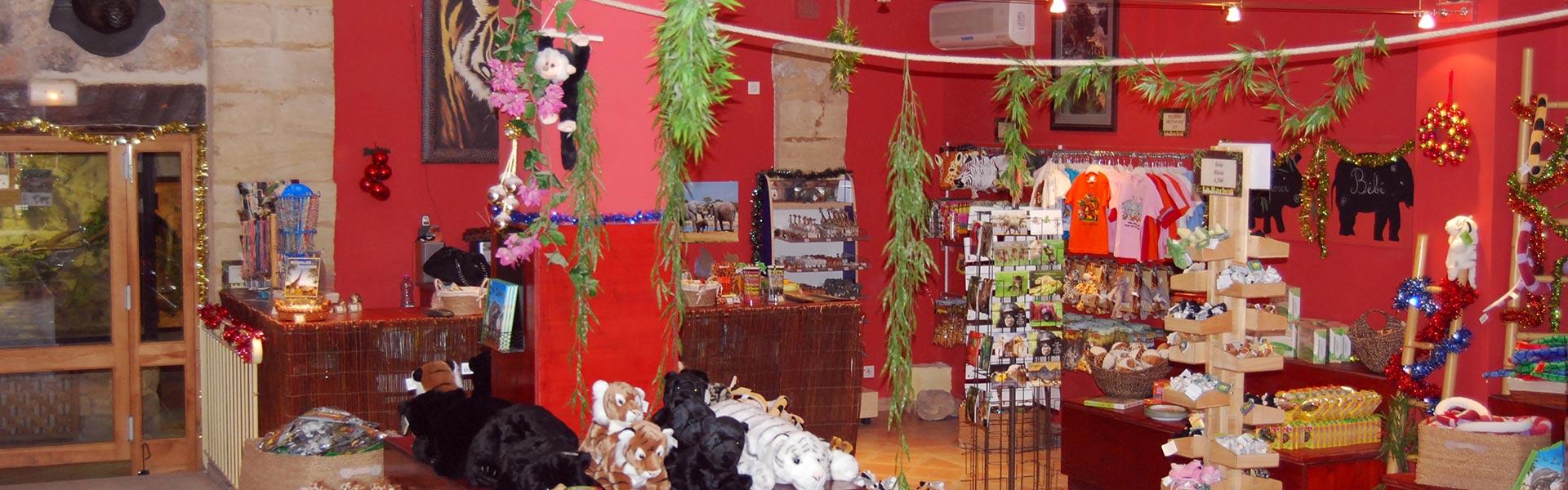 Zoo barben boutique de souvenirs du zoo - La boutique de noemie ...