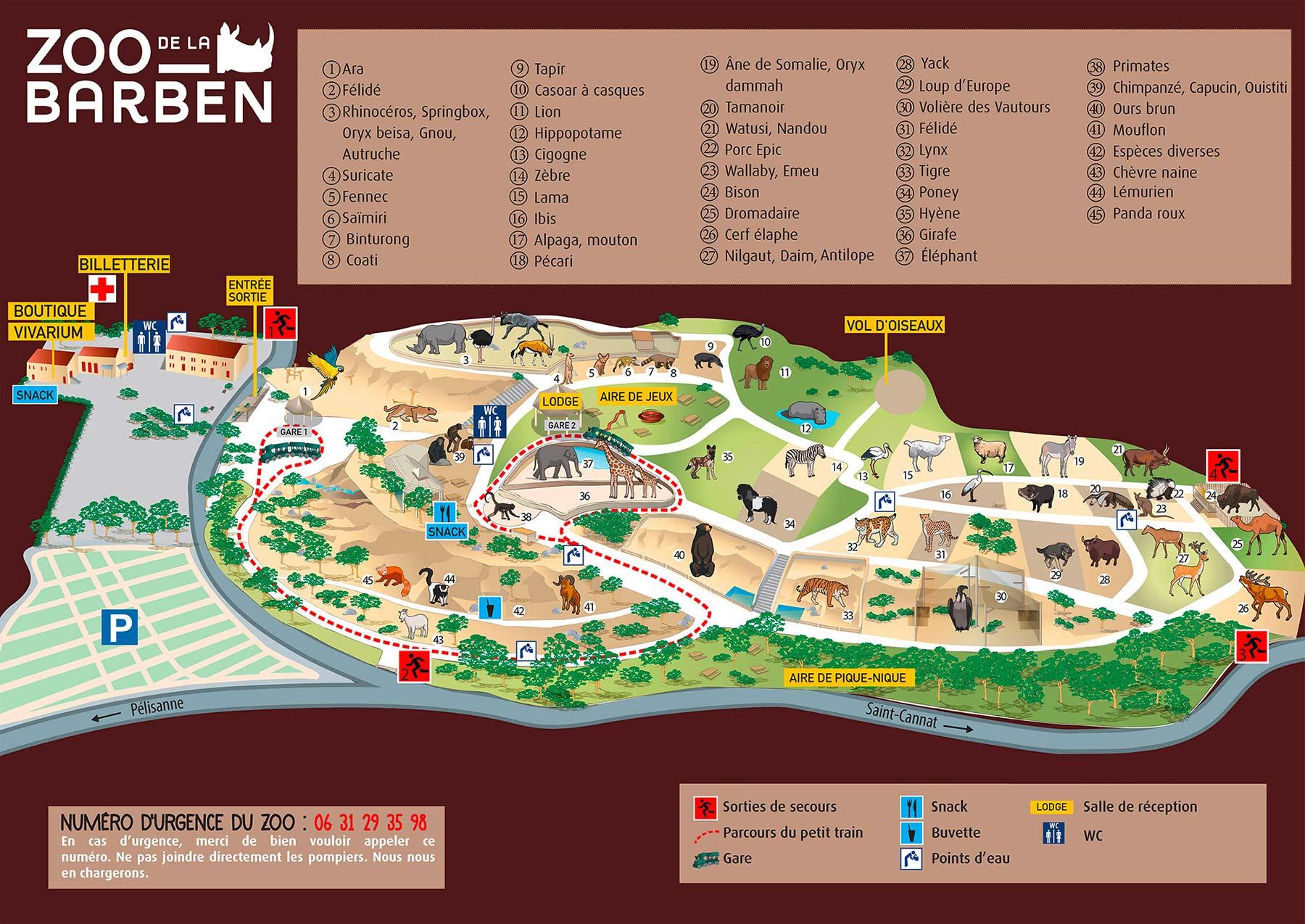 festival avignon zoo