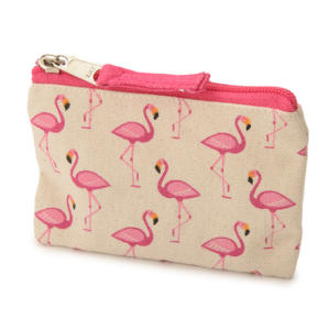 PORTE-MONNAIE-FLAMAND-ROSE